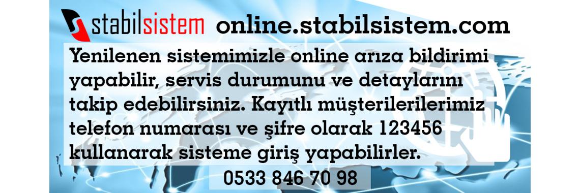 Stabil Sistem Online