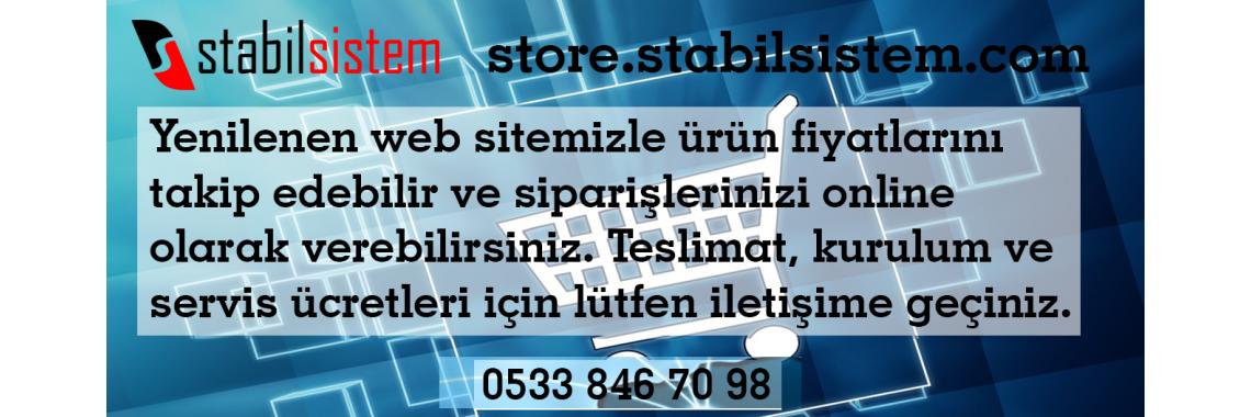 Stabil Sistem Store