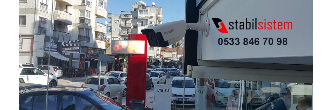 Kıbrıs Güvenlik Kamerası