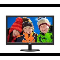 "PHILIPS - 21.5"" 1920x1080 5ms 60Hz VGA HDMI Siyah LED Monitör (223V5LHSB2-01)"