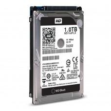 """WD 2.5"""" 1TB BLACK SATA3 INTERNAL HDD"""