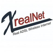 3 Mbit Download 1 Mbit Upload XREALNET (1 AY)